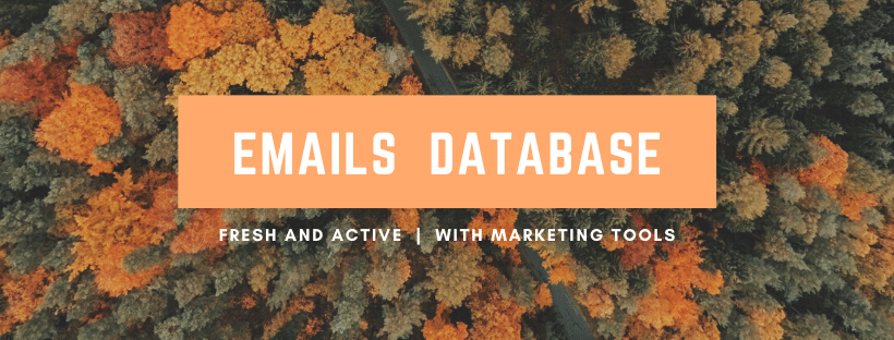 20 Million Emails Database from USA